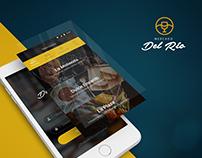 UX/UI Mercado del Río App