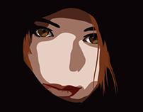 illustration face..