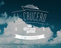 El Crucero Corona, 2014