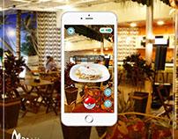 Postagem Restaurante Praia para Redes Sociais