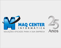Website | MAQ CENTER Informática