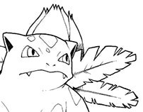 Fanart: Pokémon