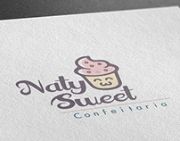 Naty Sweet // Logo Design