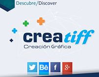Creatiff webpage