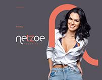 Netzoe - Magazine - Branding