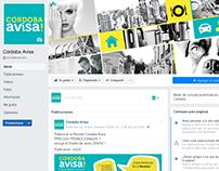 CORDOBA AVISA - Brand Identity Design