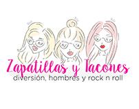 """Logo + Banner + """"Memes"""" Zapatillas y Tacones"""