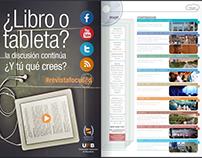 Índice,Revista Focus Ed.