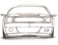 Sketches Automotivos