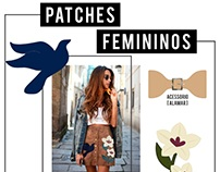 TEXTILE ACCESSORIES - PATCHES