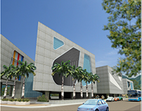Desarrollo 3D para arquitectura.