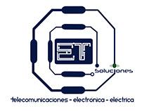 Propuesta 2 Logo ElectricTel Soluciones
