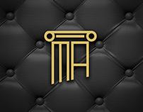 Logotipo Advogado Mauricio Alves