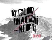 ANACRÓNICO - Ciclo de cine de Christopher Nolan