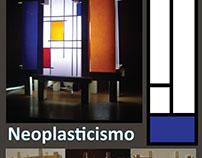 Lampara Neoplasticismo