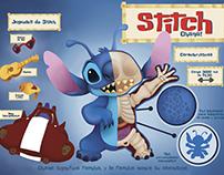 Infografia - Stitch