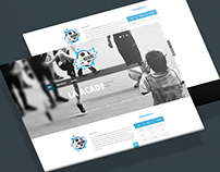 LaAcade web