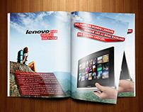 Propaganda Publicitária - Lenovo