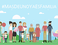 Más de uno ya es familia.