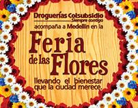 KEY VISUAL FERIA DE FLORES