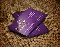 Logo, Cartão de Visitas, Identidade Visual