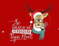Concurso Se Busca Papá Noel - Viva - 2015