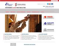 Constructora WebSite (2014)