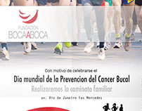 Flyer Fundación Boca a Boca