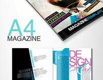 Magazine (Personal proposal)