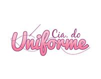 Logo Cia do Uniforme