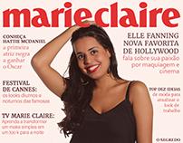 Capa de Revista independente
