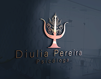Logotipo criada para Diulia