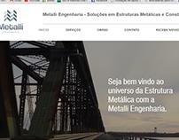 Site Metalli Engenharia (metalliengenharia.com)