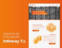 Infoway Material de Divulgação
