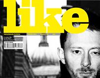 """Revista de cultura joven """"Like"""""""