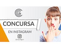 Concurso para Instagram - Citycellgsm