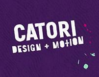 Catori design + motion