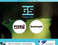 Theme GameSoul - PixelZ Game WpTheme