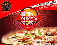 NY/Mike's Pizza Publicity