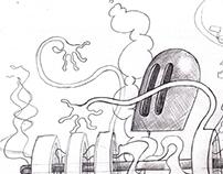 Tinta y Lápiz. Dibujos, ilustraciones, bocetos!