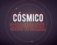 Intro Reel / Cosmico Estudio