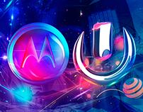 Ultra Music Festival Chile · Social Media · Flyer