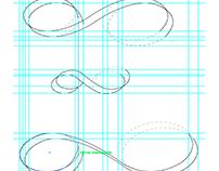 Typography, Letter E / Tipografía, Letra E