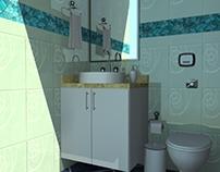 Planejados - Banheiro