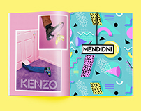 Mendini for Revival Magazine