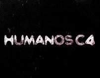 Logotipo Humanos C4
