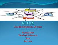 presentacion power point redes