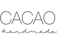 Logo Design for / Diseño de Logo para:  CACAO Handmade