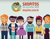 Loja Virtual Grátis - Shopitos