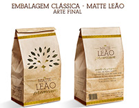 Embalagem clássica- chá matte